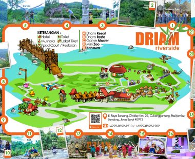 Maps Driam Riverside